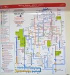 Карта метро Мадрида. При клике откроется в большом размере
