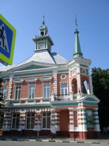 город Азов, Ростовская область