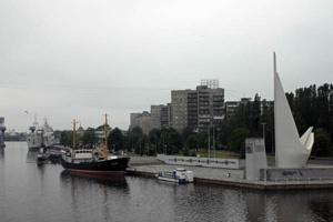Калининград, набережная
