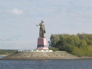 Волга-мать