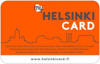 Хельсинки кард (Helsinki card)