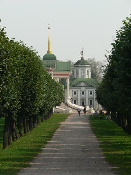 Усадьба Кусково, музей керамики