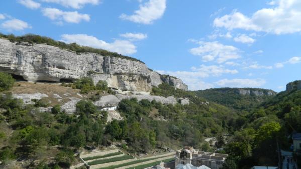 Бахчисарай и пещерный город Чуфут-кале