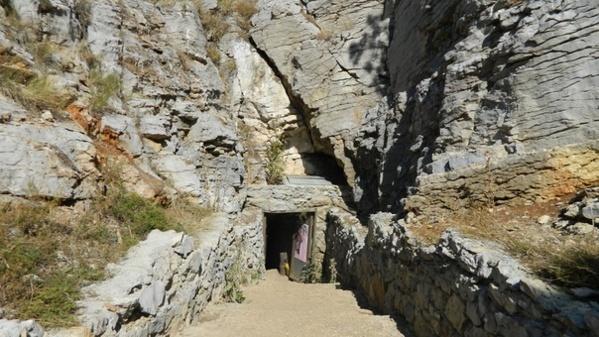 Пещера Ялтинская, гора Ай-петри