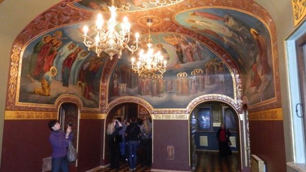 Домовая церковь. Дворец Юсуповых в Москве