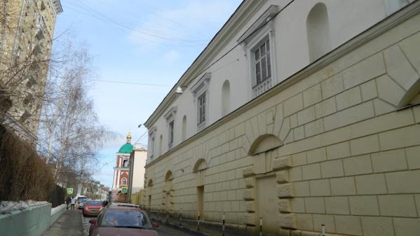 Здание 19 века