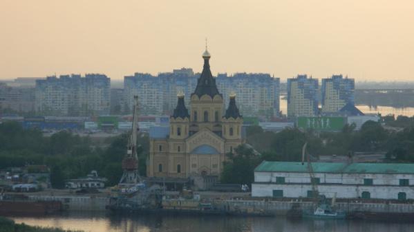 Собор Александра Невского (Стрелка, д.3)