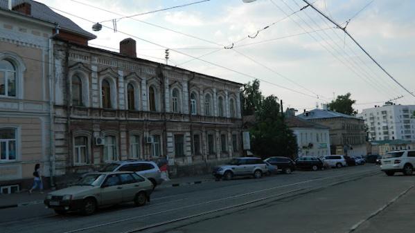 улица Ильинка