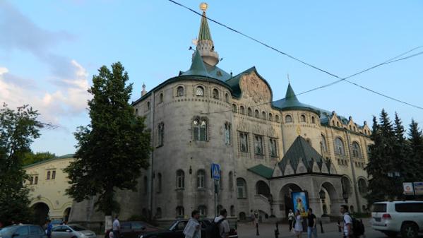 Здание Банка России (ул. Бол.Покровская)