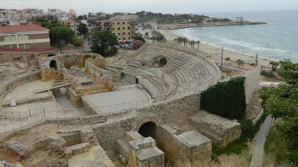Таррагона. Римский амфитеатр