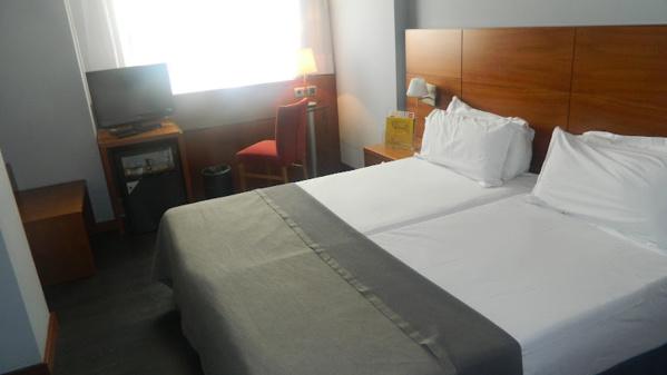 Внешняя обстановка номера Отеля Concordia Silken