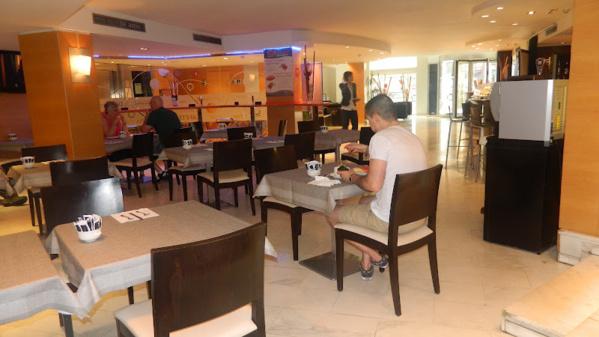 Ресторан  Отеля Concordia Silken