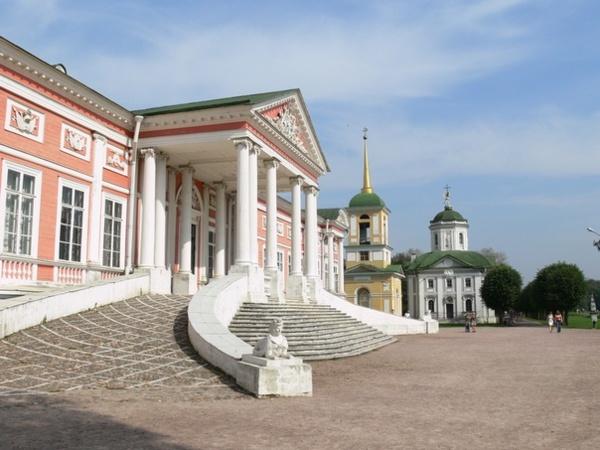 Дворец, Усадьба Кусково