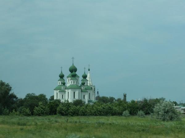 Старочеркасск, Ростовская область