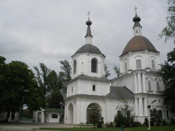 Донская домовая церковь