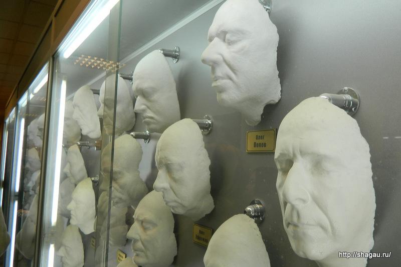 Гипсовые маски