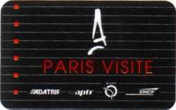 Paris visite pass