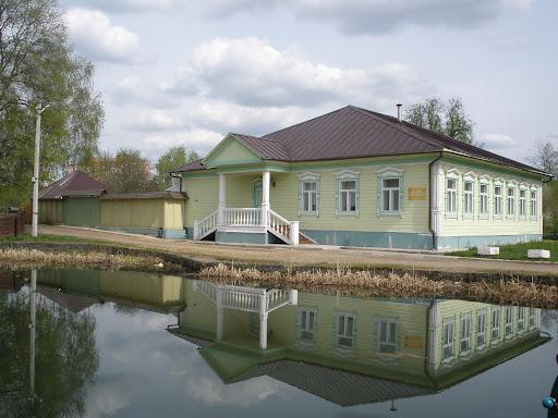 Озеро на территории Кремля