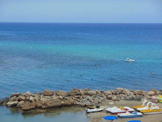Кипр в мае кусочек лета лазурное
