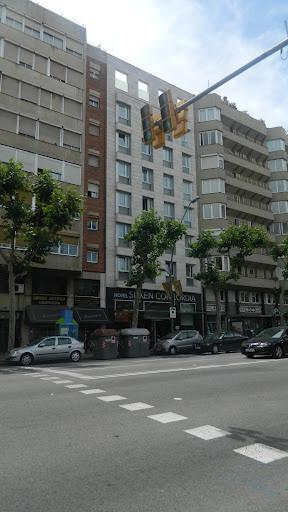 Отель Concordia Silken