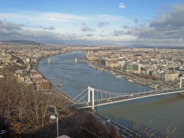Виды Будапешта