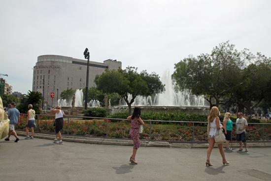 ПлощадьКаталонии