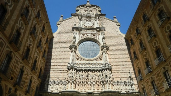 Фасад Базилики, 1901 года
