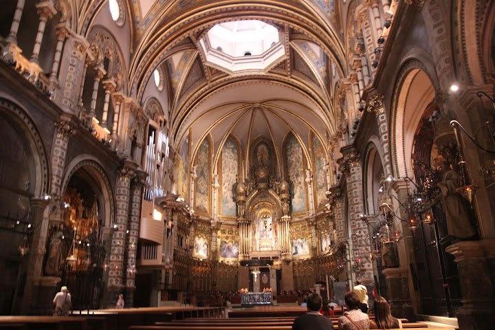 Базилика святой Девы Монтсерат