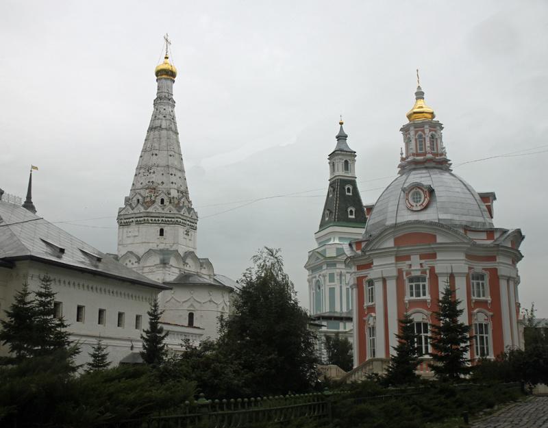 церковь Смоленской иконы Божией Матери (Одигитрии)