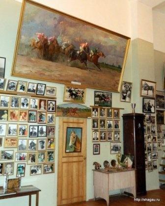 Музей, Центральный московский ипподром на Беговой