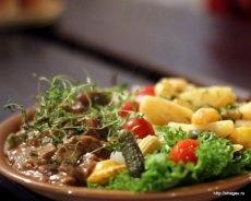 Обед в Нарвском замке