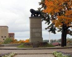 Памятник Льву, Нарва