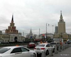 Сталинские высотки: Гостиница