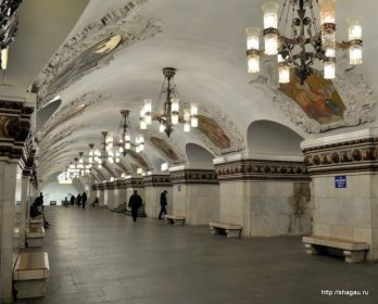метро Киевская Арбатско-покровской линии