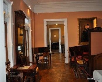 Личная комната хозяев, Усадьба Л.Н. Толстого в Хамовниках