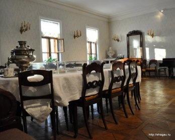 Гостинная на втором этаже, Усадьба Л.Н. Толстого в Хамовниках