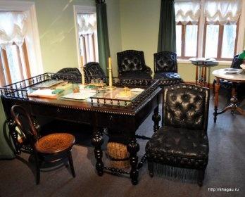 Кабинет Льва Толстого, Усадьба Л.Н. Толстого в Хамовниках