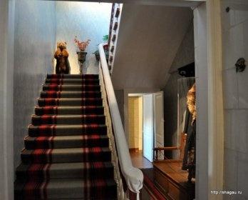Парадная лестница, Усадьба Л.Н. Толстого в Хамовниках