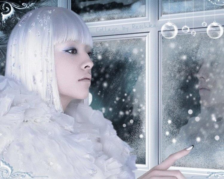 Легенда о Ледяной деве. Городские легенды