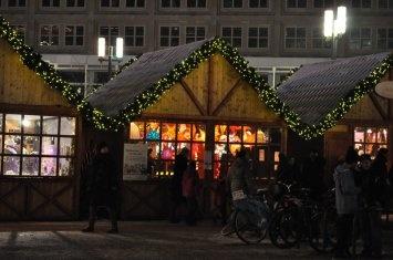 Рождественские ярмарки в Берлине