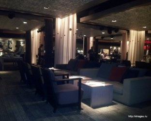 Ресторан в гостинице Волга, Кострома