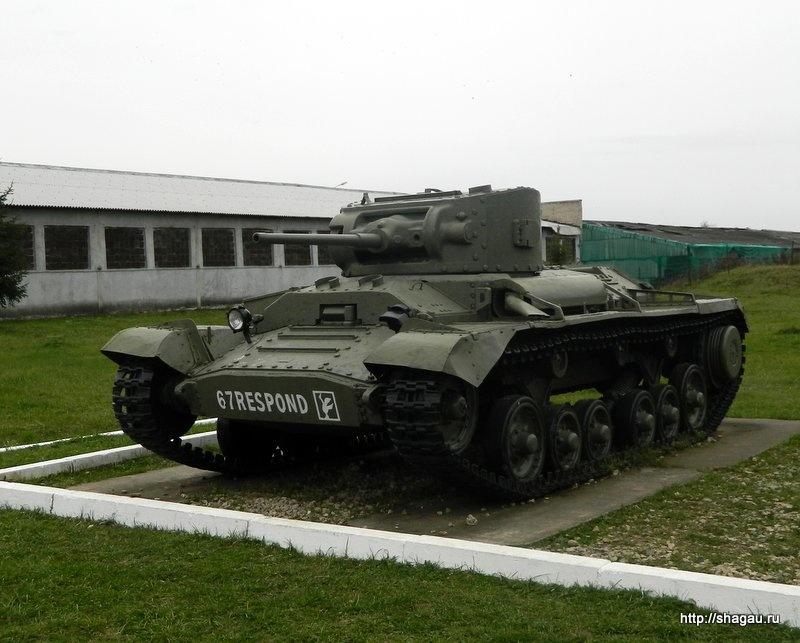 "Марк III ""Валентайн"" - английский танк"