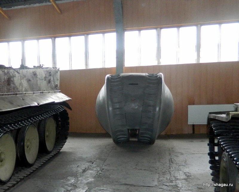 Танк-шар