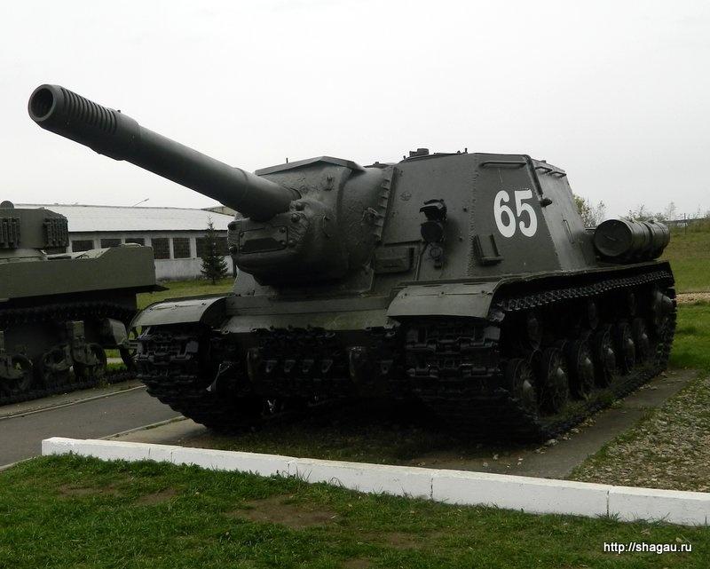 СУ-152 Зверобой