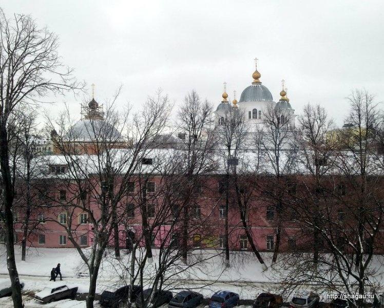 Гостиница Ibis в Ярославле