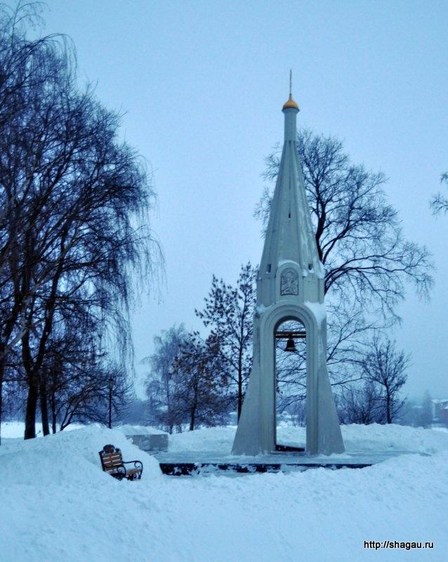 Часовня Казанской Божей Матери