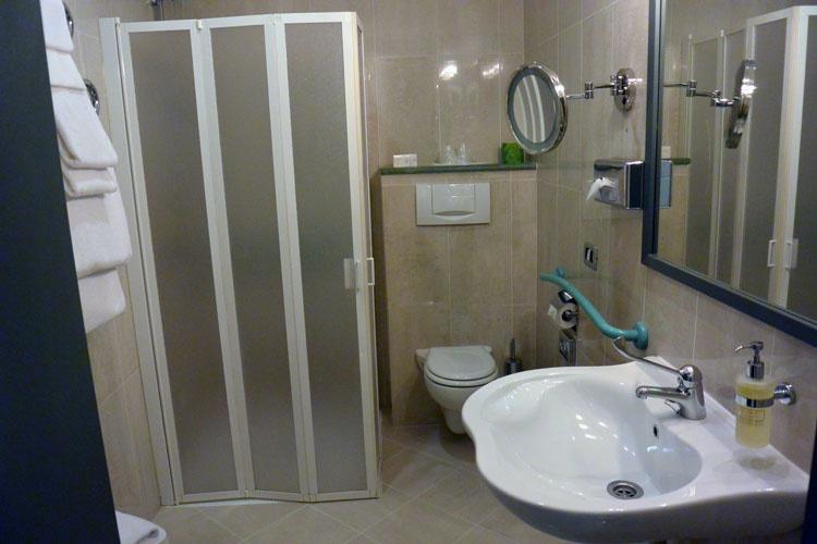 Отзыв об отеле Quality Hotel Atlantic в Милане