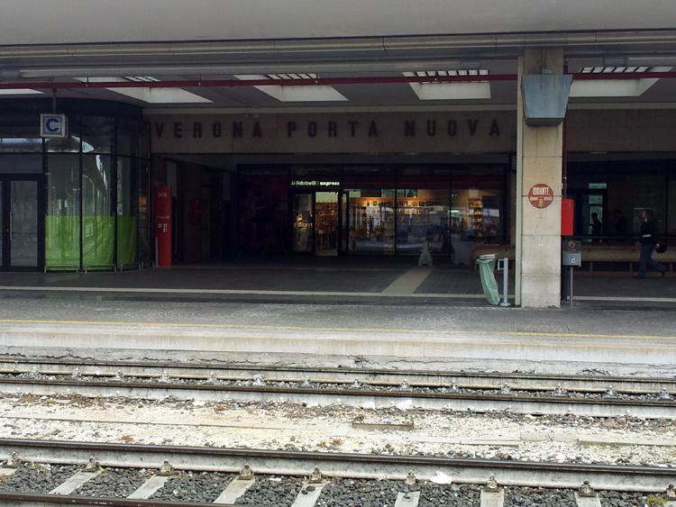 Порто Нуово Верона вокзал