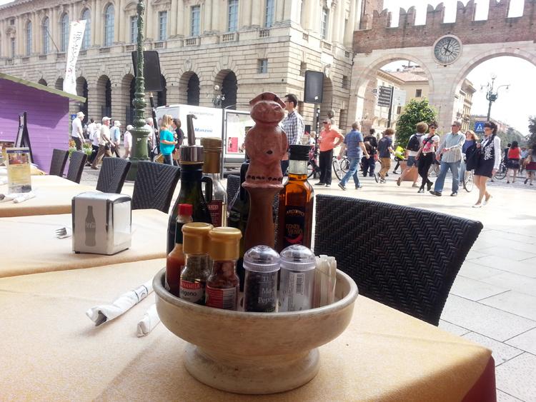 Кафе в Вероне