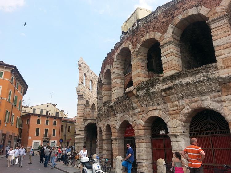 Веронский колизей
